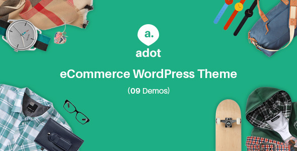ThemeForest eCommerce WordPress Theme 11733602