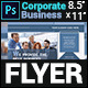 Corporate Business Flyer Template Vol.04 - GraphicRiver Item for Sale