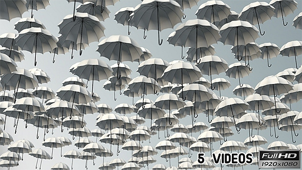 Abstract Airy Umbrellas