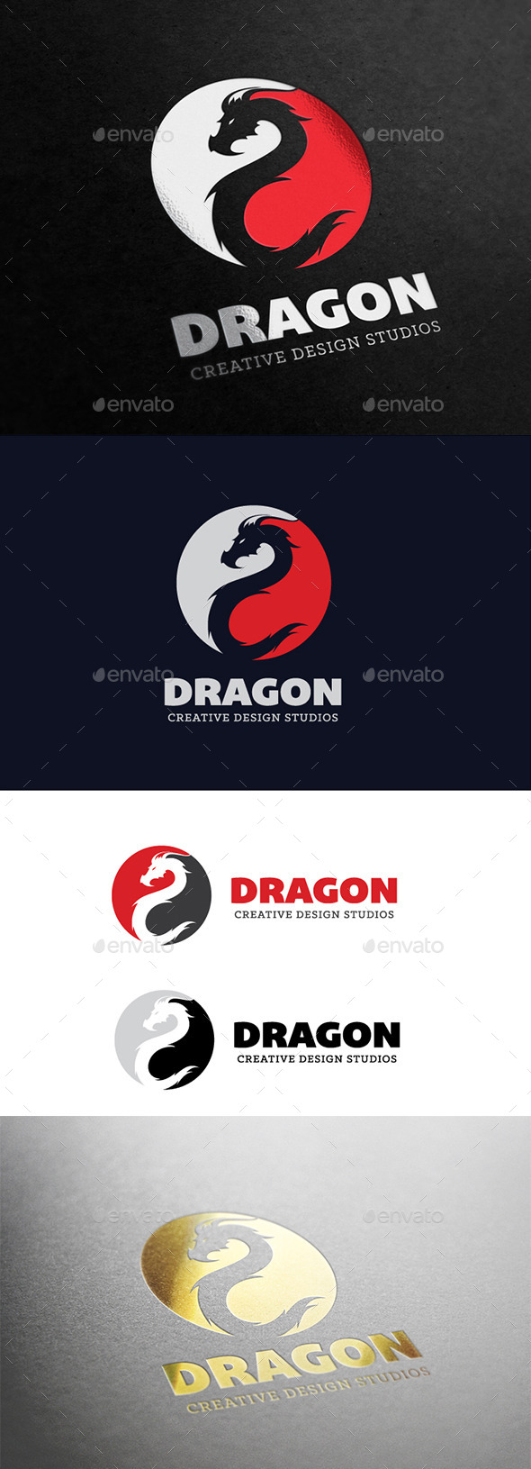 GraphicRiver Dragon 11813466
