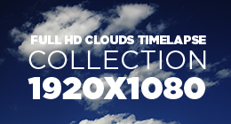 Full HD Clouds Timelapse Collection
