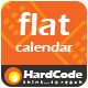 .Net Flat Calendar (with Source Code)