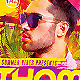 Summer Electro House Artist Flyer vol 3. - GraphicRiver Item for Sale