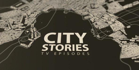 City Title Sequence