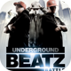 Underground Beatz Battle Flyer Template - GraphicRiver Item for Sale