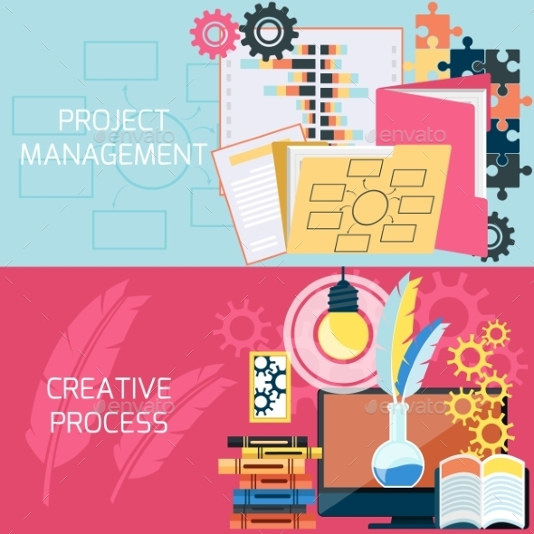 GraphicRiver Project Management 11816171