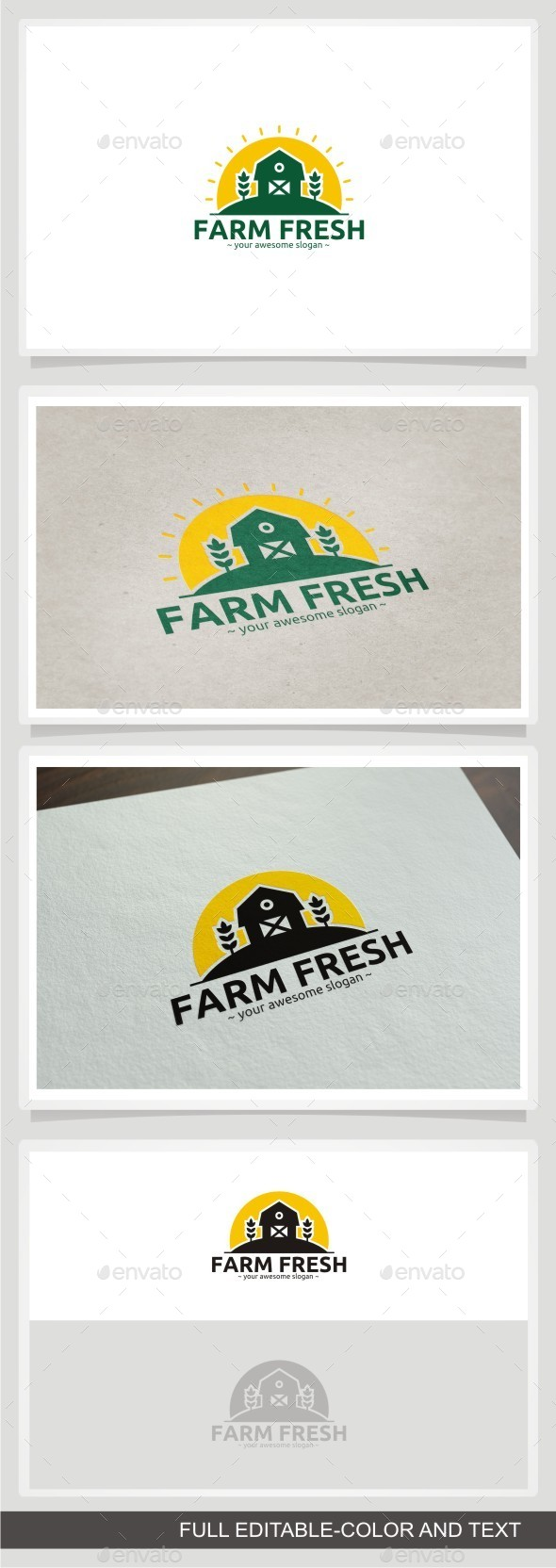 GraphicRiver Farm Fresh 11816241