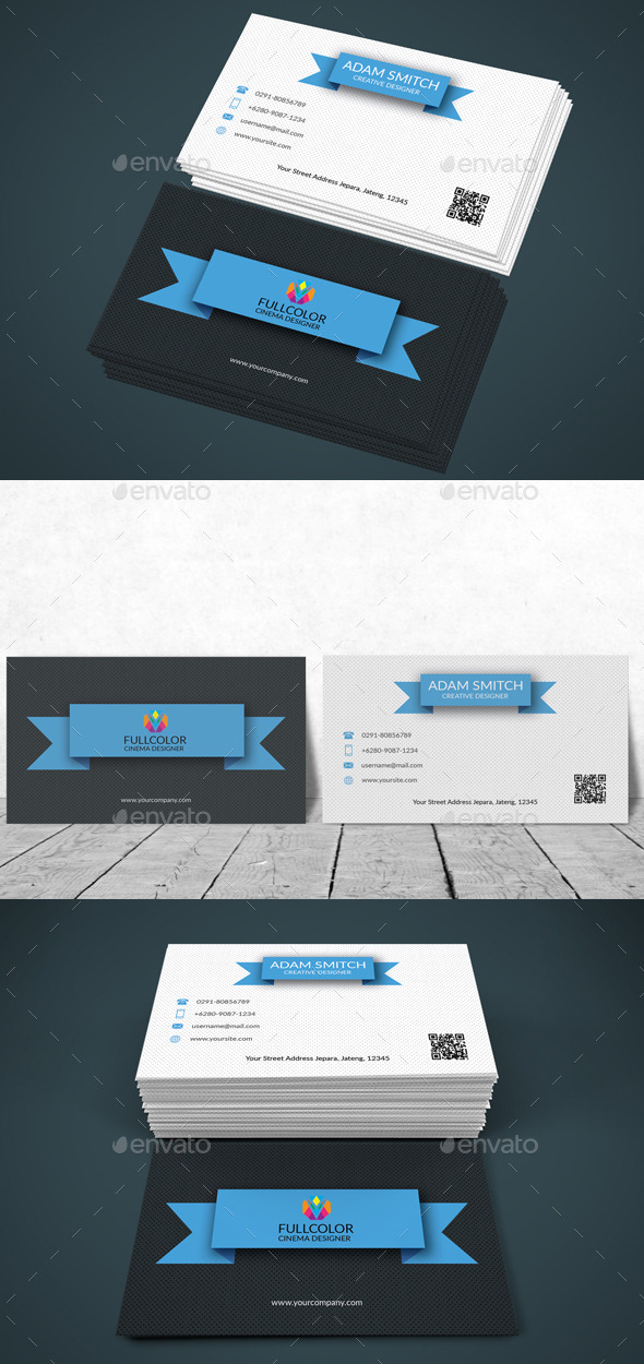 GraphicRiver Simple Business Card 11816741