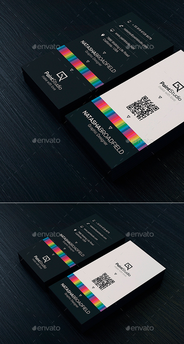 GraphicRiver Business Card Vol 33 11816975