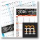 Year Planner 2016 - GraphicRiver Item for Sale