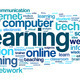 E-learning concept in tag cloud - PhotoDune Item for Sale