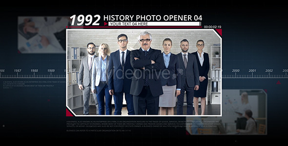 History Photo Opener