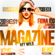 Magazine Cover Flyer Template - GraphicRiver Item for Sale