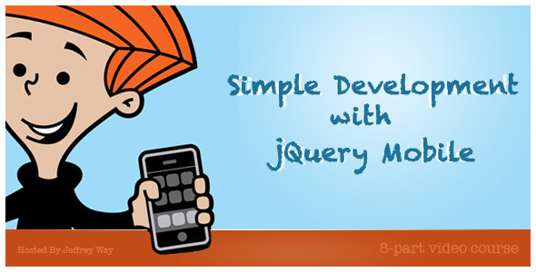TutsPlus Simple Development with jQuery Mobile 144920