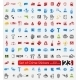 Set Of Crime Stickers - GraphicRiver Item for Sale