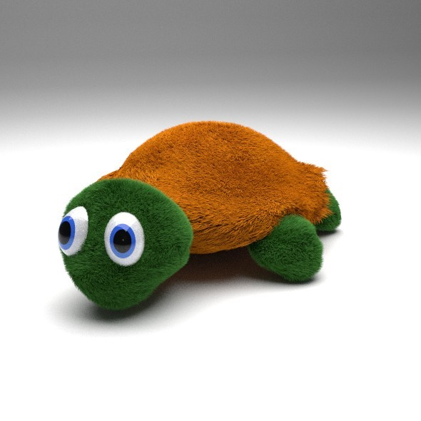 3DOcean Toy Turtle 11820717