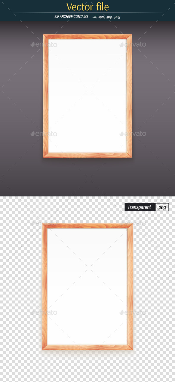 GraphicRiver Picture Frame to Preview Designs Template 11823054