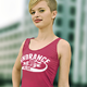 Woman Tank Top Mockup v.4 - GraphicRiver Item for Sale