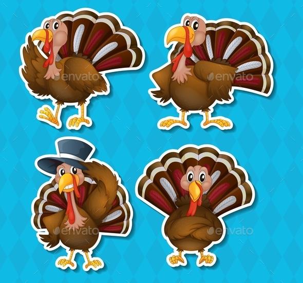 GraphicRiver Turkey 11825147