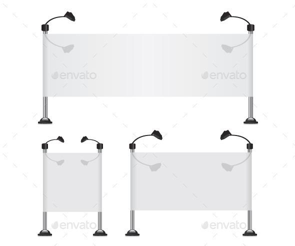 GraphicRiver Billboard Banner Collection Set 11826223