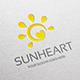 Sunheart Logo Template - GraphicRiver Item for Sale