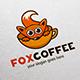 Fox Coffee Logo Template - GraphicRiver Item for Sale