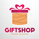 Gift Shop Logo Template - GraphicRiver Item for Sale