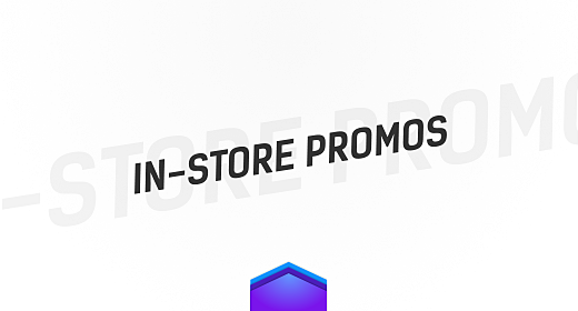 IN-STORE PROMOS