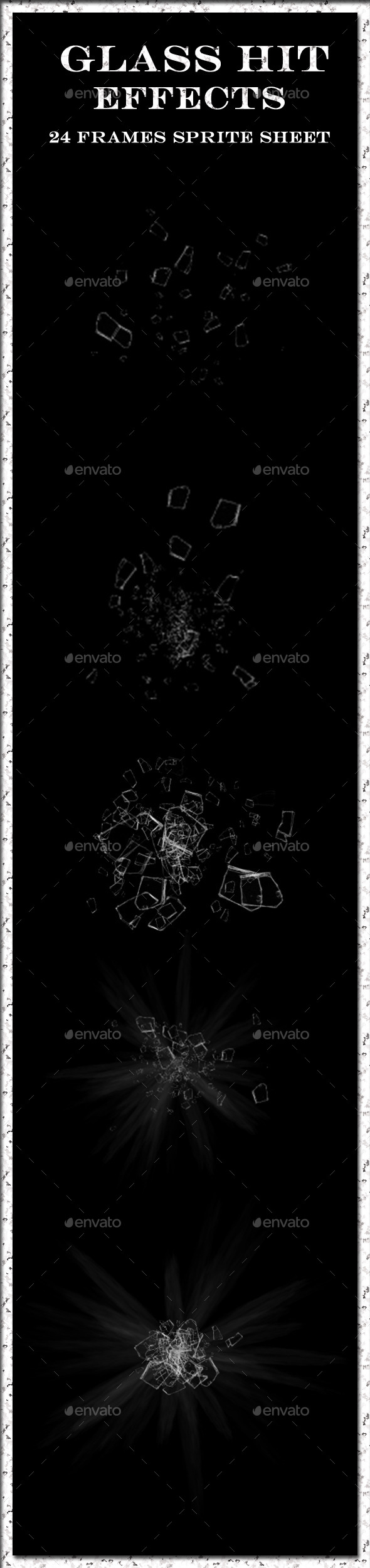 GraphicRiver Glass Hit Effects 11827188