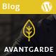 AvantGarde - WordPress Blog Theme - ThemeForest Item for Sale