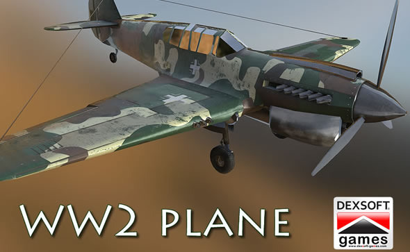 WW2 Planes - 3DOcean Item for Sale