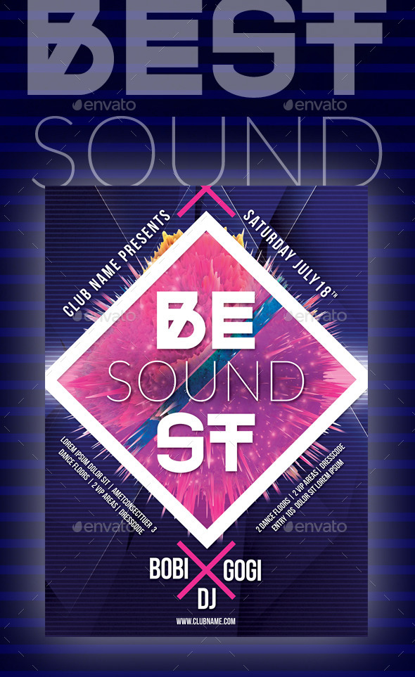 GraphicRiver Best Sound 11827483