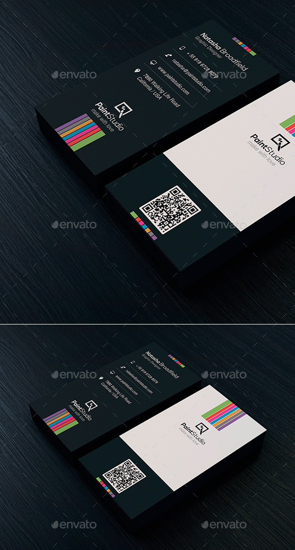 GraphicRiver Business Card Vol 34 11827882