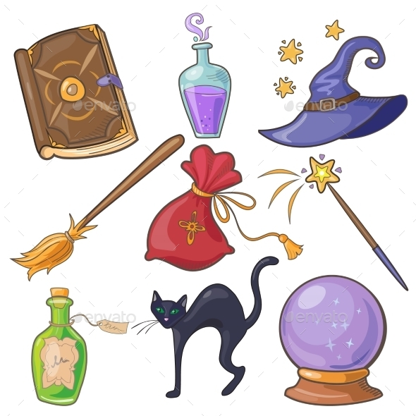 GraphicRiver Magic and Fairy Tale 11828045