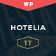 Hotelia - WordPress Hotel Theme