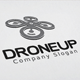 Droneup Logo - GraphicRiver Item for Sale