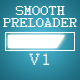 Smooth Preloader V1 - ActiveDen Item for Sale