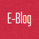 E-BLOG - New Definition Of Blog