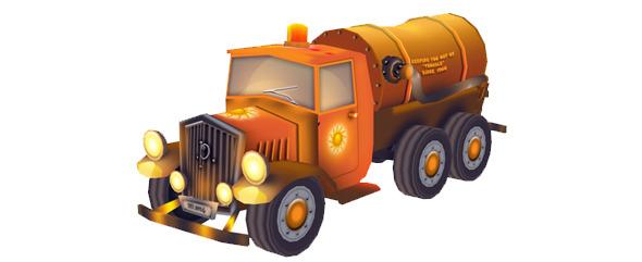3DOcean Vidanja Car 11828809