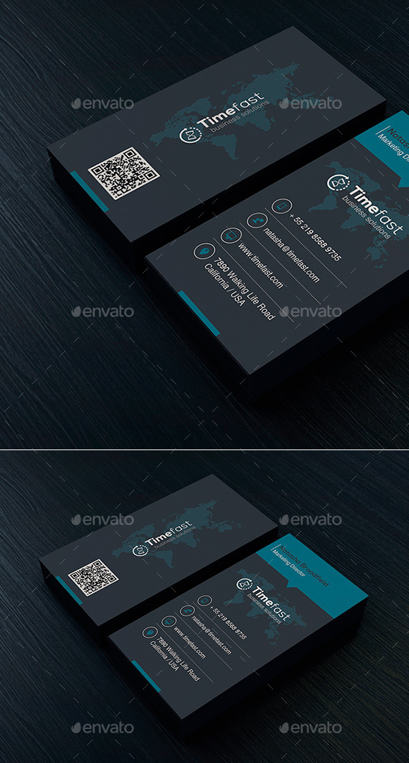 GraphicRiver Business Card Vol 37 11828935