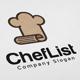 Chef List Logo - GraphicRiver Item for Sale