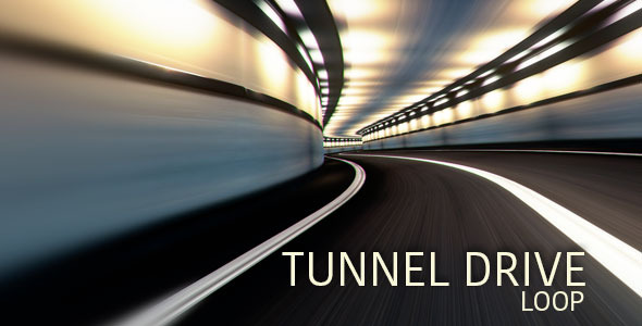 Abstract speed in road tunnel