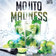 Mojito Madness Flyer/Poster Template