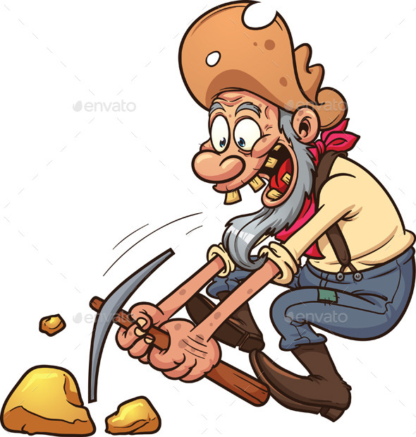 GraphicRiver Gold Miner 11833837