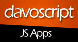 JS Apps By Davoscript!