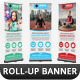 Corporate Roll-up Banner Vol 6