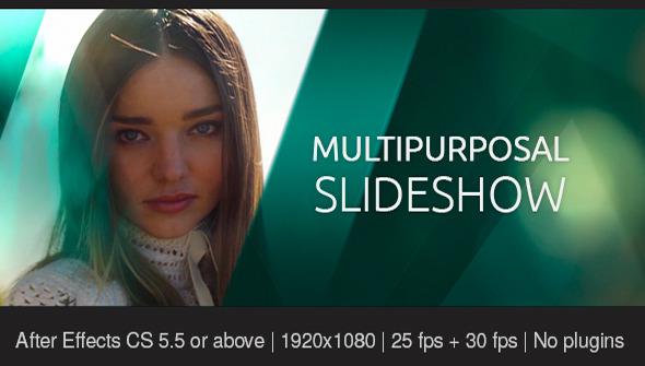 Multipurposal Slideshow