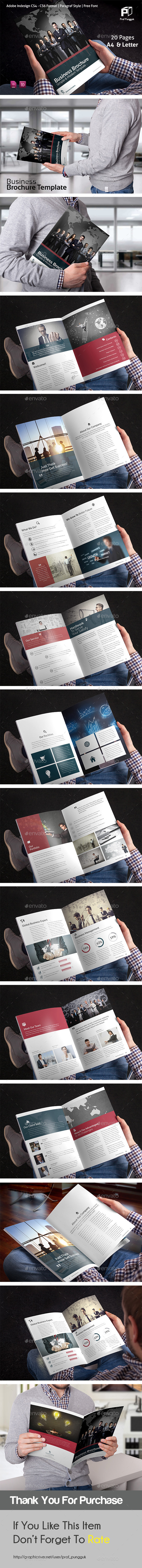 GraphicRiver Corporate Brochure Vol.4 11834206