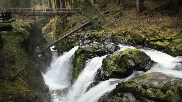 VideoHive Sol Duc Falls 11834595