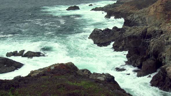 Rugged California Coastline 2
